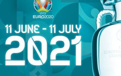 Fußball Europameisterschaft am 19.06.21